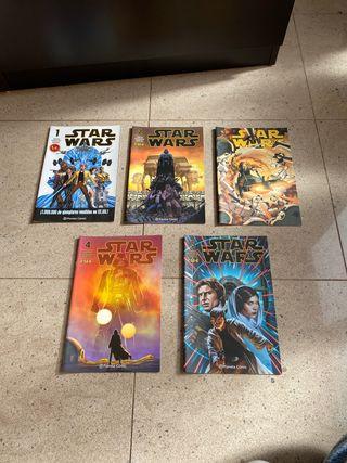 Comics Star Wars   Planeta Cómic