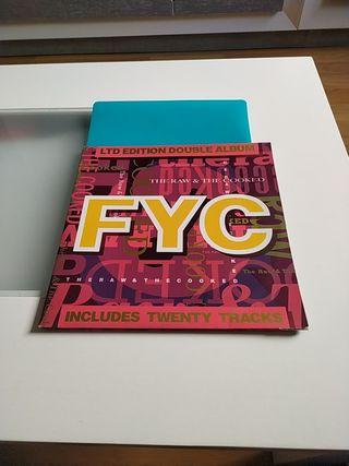 Vinilo FYC ( Fine Young cannibals)