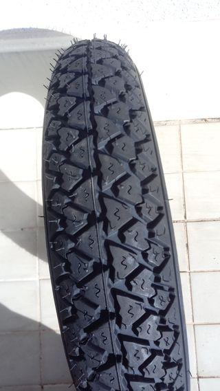 Neumático Michelin. 3.50-10 S83