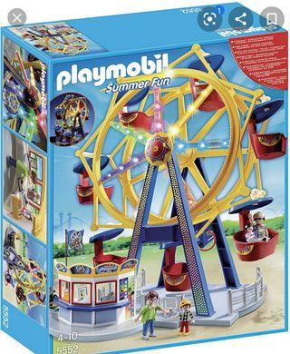 Noria Playmobil..