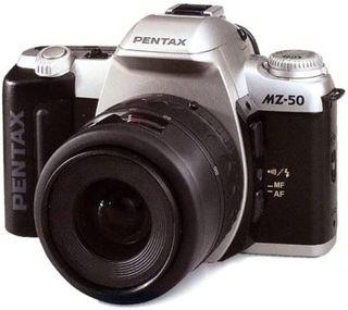 CAMARA DE FOTOS PENTAX MZ-50