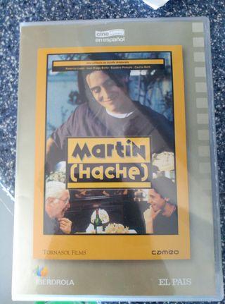 "DVD ""Martin (Hache)"""