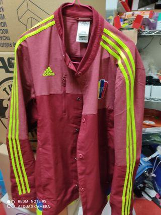 chaqueta Adidas selección de fútbol Venezuela