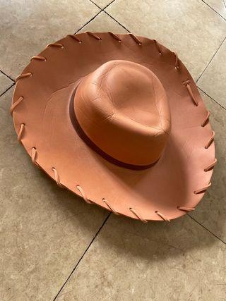 Gorro cowboy o cowgirl de niños y niñas