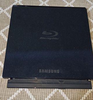blu-ray grabador Samsung