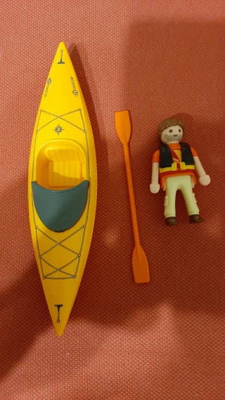 Kayak playmobil