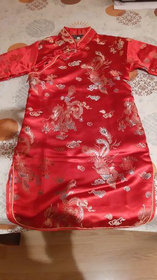 disfraz de china carnaval