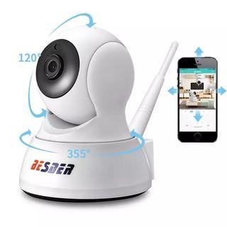 Camara ip robotica inalambrica para vigilancia