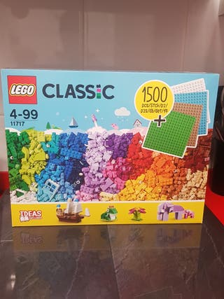 PRECINTADO LEGO CLASSIC 11717