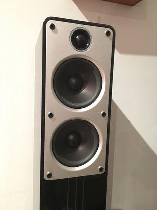 Altavoces Q Acoustics Concept 40 Hi-Fi (par)