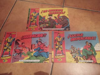 Comics capitán trueno
