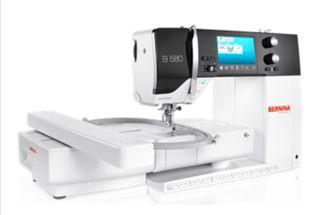 Máquina de coser Bernina 580