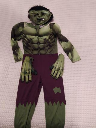 Disfraz Hulk