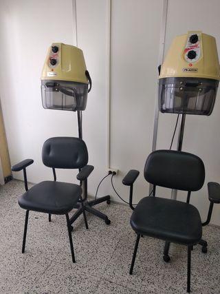 secadores de pelo vintage