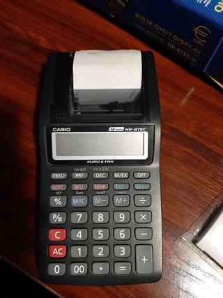 Calculadora con impresión