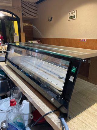 Nevera de sushi comersa