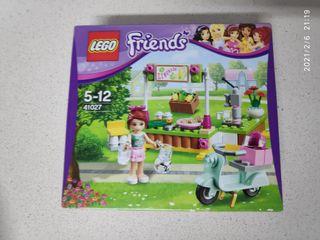 Lego Friends 41027 La Tienda de Limonada de MIA