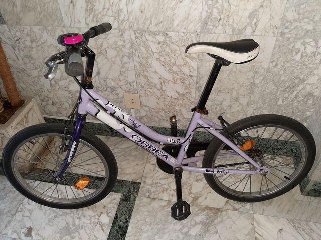 "se vende bicicleta orbea 20"""