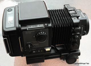 Cámara Técnica Fuji GX 680, 6x8 cms