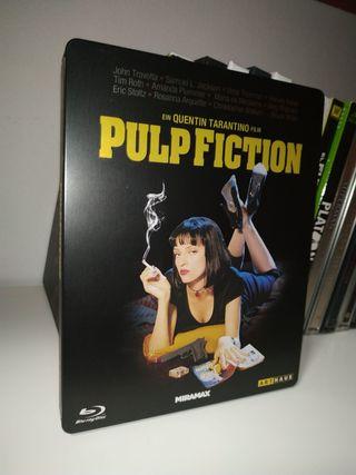Steelbook Pulp Fiction