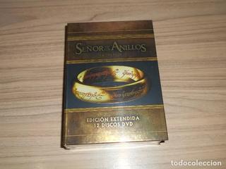 EL SEÑOR DE LOS ANILLOS La trilogia VERSION EXTEND