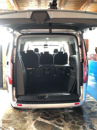 Ford Tourneo Custom 2019 170cv L2 Trend
