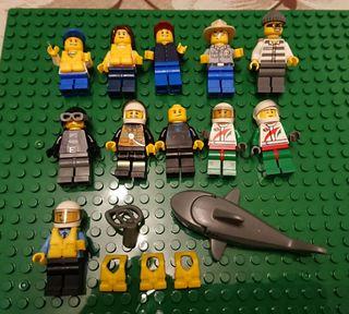 lego minifiguras pack 3