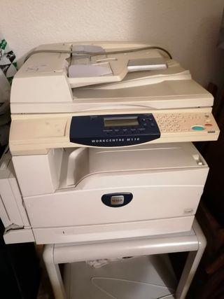 xerox impresora fotocopiadora