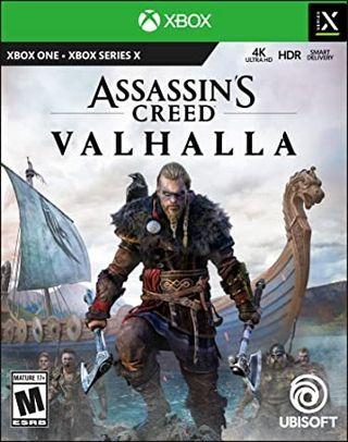 assasins creed valhalla xbox one series s x
