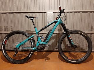 Bicicleta eléctrica ebike MOUSTACHE RACE 8