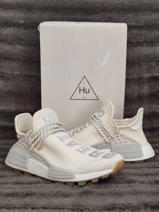 Adidas NMD Pharrell Williams Cream White
