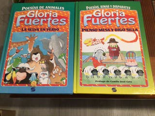 Libros Gloria Fuertes