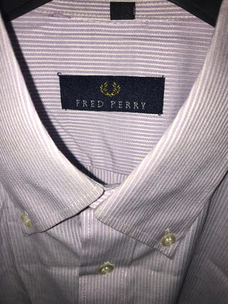 Camisa rayas Fred Perry