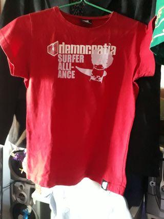 democratia SURFER ALLIANCE camiseta manga corta 36