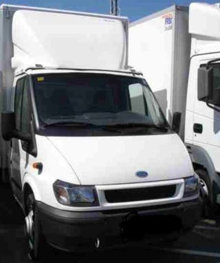 Ford Transit Camion 350 L .
