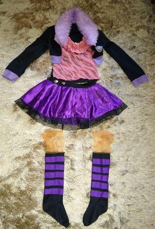 Disfraz Monster High Talla 5