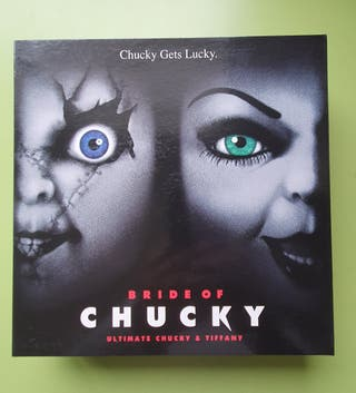 NECA LA NOVIA DE CHUCKY ULTIMATE