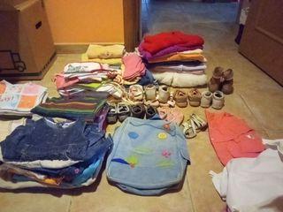 ropa niña 8-12 meses