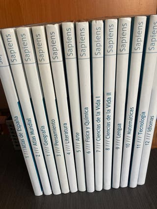 Gran enciclopedia Sapiens