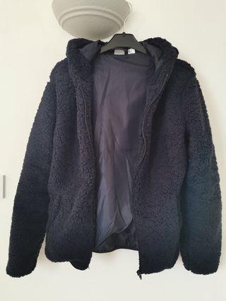 veste hiver capuche fourrure femme/fille