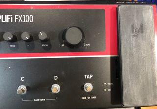 Line 6 FX100 - Pedal multiefectos guitarra
