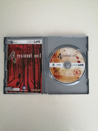 Juego PC Resident Evil