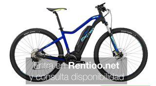 ALQUILER - Bicicleta eléctrica