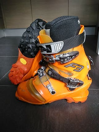 Bota esquí travesia Scarpa F3 talla 38-39