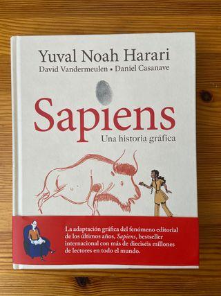 Sapiens una historia gráfica