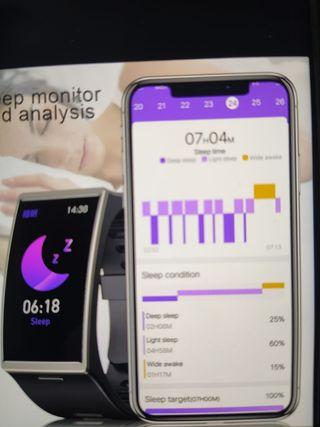 SmartWatch, pantalla 1.9 cal totalmente nuevo