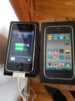 iPhone 3G S LIBRE