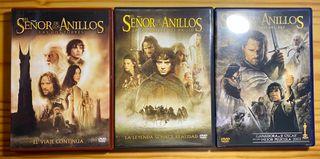 Trilogía El señor de los anillos (DVD)