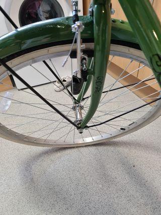 Womans Dutch Kale Green Bike