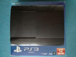 PlayStation 3 SuperSlim PS3 12Gb CON CAJA
